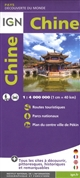 Carte IGN : Chine